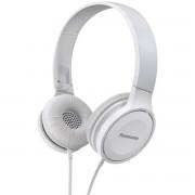 Casti audio cu banda Panasonic RP-HF100ME-W Microfon Alb