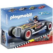 Playmobil 5172 Heat Racer with Roll Back Move Forward Action