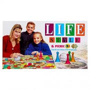 Ideal The Game of Life Style & Picnic 2-in-1