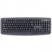 Клавиатура GENIUS KB-110X, PS/2, черна, 31300710100