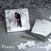 Invitación de Boda Poema