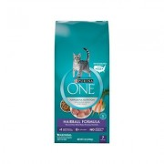 Purina ONE Hairball Formula Adult Premium Dry Cat Food, 7-lb bag