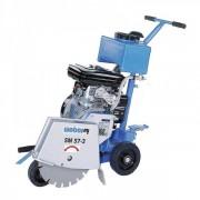 Masina de taiat beton-asfalt WEBER SM 57-2 - disc 350mm