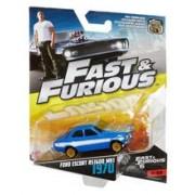 Masinuta Fast & Furious 8 Ford Escort R51600 MK1 1970
