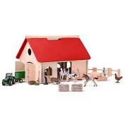 Woody Farm kiegészítőkkel és Romano állatokkal
