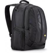"Rucsac laptop 17.3"" Case Logic, buzunar frontal, buzunare laterale, nylon, black ""RBP217"""