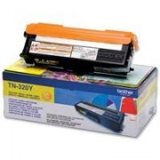 Brother Toner Brother TN320Y 1,5k gul