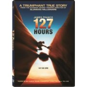 127 hours DVD 2010