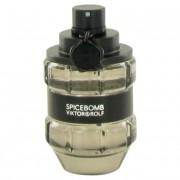 Viktor & Rolf Spicebomb Eau De Toilette Spray (Tester) 3 oz / 88.7 mL Fragrance 491872