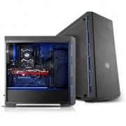 Carcasa pc , Cooler Master , MasterBox MB600L WO/ODD , negru