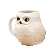 Harry Potter, 3D Mugg - Hedwig