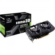 Grafička kartica Inno 3D Nvidia GeForce GTX1050 Ti Twin X2 4 GB GDDR5-RAM PCIe x16 HDMI™, DVI, DisplayPort