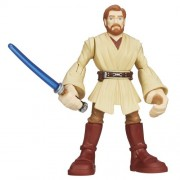 Playskool Heroes Star Wars Jedi Force Obi-Wan Kenobi Figure