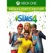 THE SIMS 4 DELUXE PARTY EDITION - XBOX LIVE - MULTILANGUAGE - EU - XBOX ONE