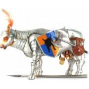 Obiect Decorativ Personalizat Vacuta Cavalerul Berti Cadou Deosebit Glumet Amuzant Hazliu
