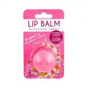 2K Beauty balzám na rty s vůní malin 5 g odstín Raspberry pro ženy