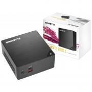 GB-BRI5H-8250 barebone PC/ poste de travail i5-8250U 1,60 GHz UCFF Noir BGA 1356