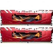 Memorie ram g.skill Ripjaws 4 DDR4 16 GB, 2666MHz, CL15 (F4-2666C15D-16GRR)