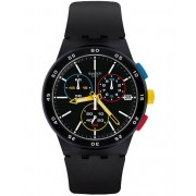 Swatch Black-One Black