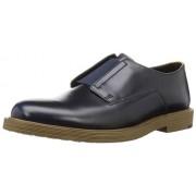 Clarks Men's Feren Slip Blue Clogs and Mules - 7 UK/India (41 EU)