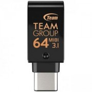 Флаш памет USB 64GB USB3 M181 BLACK TEAM