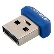 Verbatim 98711 Nano Store N stay 64 GB geheugenstick USB 3.0 Blauw