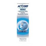 Johnson & Johnson Spa Actifed Decongest 1 Mg/Ml Spray Nasale, Soluzione 1 Flacone Hdpe Da 10 Ml