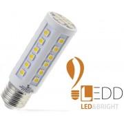 Żarówka E27 LED corn ciepła 6,5W