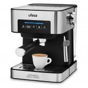 Ufesa CE7255 Cafeteira Expresso com Painel Táctil 1.6L 850W Preto/Inox