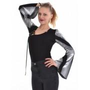 Mayo Chix női body MENOR m2017-2Menor/fekete,ezust
