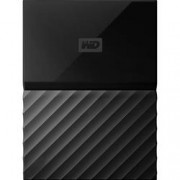 WESTERN DIGI MY PASSPORT 4TB BLACK USB 3.0