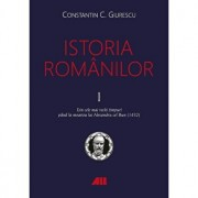 Istoria romanilor (vol. I-III)/Constantin C. Giurescu