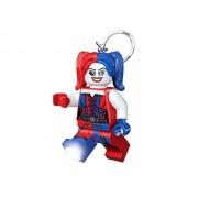 BRELOC CU LANTERNA LEGO HARLEY QUINN (LGL-KE99) - LEGO (LGL-KE99)