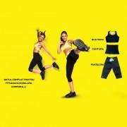 Set 3 piese pentru modelare corporala si fitness