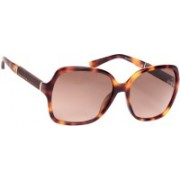 Hugo Boss Over-sized Sunglasses(Brown)