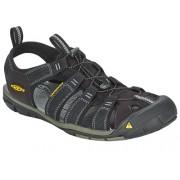 KEEN Bărbați Clearwater CNX sandale 1008660 Black/gargoyle 44