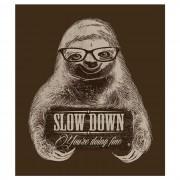 Slow Down Tee