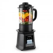 Klarstein Herakles Blender 1300 W / 1,7 PS 900 W ,1,75 L Castron de sticlă fără BPA negru Negru