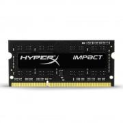HyperX Memoria Ram Hyperx Impact 1x4gb 1600mhz Ddr3l Sodimm C9 Ngo HyperX HX316LS9IB/4