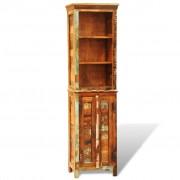 vidaXL Vintage Style Reclaimed Solid Wood Bookshelf