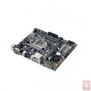 Asus PRIME B250M-K, Intel B250, VGA by CPU, PCI-Ex16, 2xDDR4, M.2, VGA/DVI/USB3.0, mATX (Socket 1151)