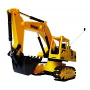 Excavator cu senile 3823, 6 canale, telecomanda