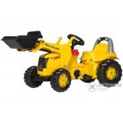 Tractor cu pedale și cupă Rolly Kid New Holland Construction