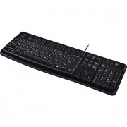 Logitech Desktop K120 Usb Keyboard