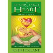 Psychic Tarot for the Heart Oracle Deck, Paperback