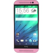 "Telefon Mobil HTC One M8, Procesor Quad Core Qualcomm Snapdragon 801, Super LCD3 Capacitive touchscreen 5"", 2GB RAM, 32GB Flash, Dual 4MP, 4G, Wi-Fi, Android (Roz)"