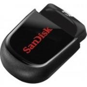 SanDisk Cruzer Fit 64 GB Pen Drive(Black)