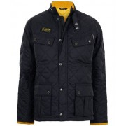 Barbour Boys quilted ariel