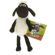 Shaun Sheep with 4 Suction Cups for Window, Multi Color (15cm)