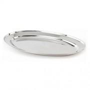 Tava ovala inox, 30 cm, Vanora